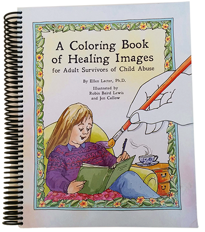 A Coloring Book of Healing Images